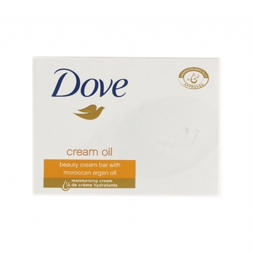 DOVE CREAM BAR 100GR CREAM OIL